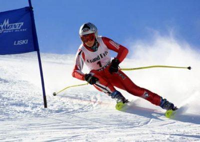 Foto sci alpino