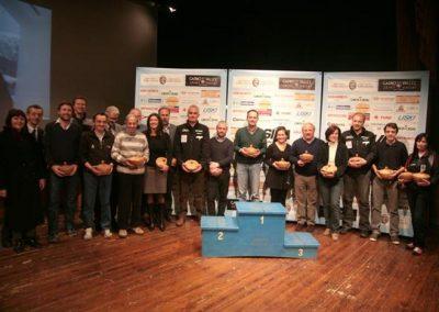 Premiazioni circuiti 2011
