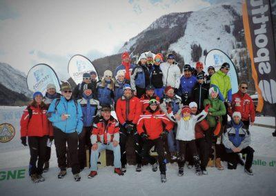 Foto di Gruppo in occasione dell'organizzazione del I° Trofeo Technos Medica