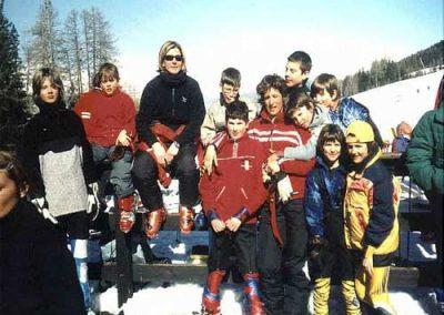 Sci club Mont Glacier