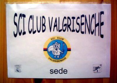 Sci club Valgrisenche
